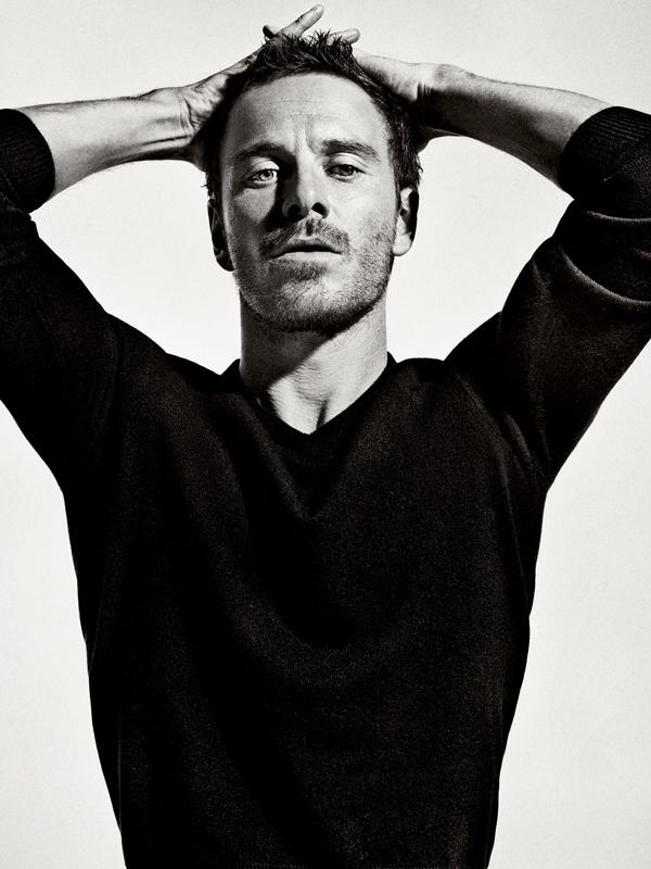 editorial, inspiration, michael fassbender