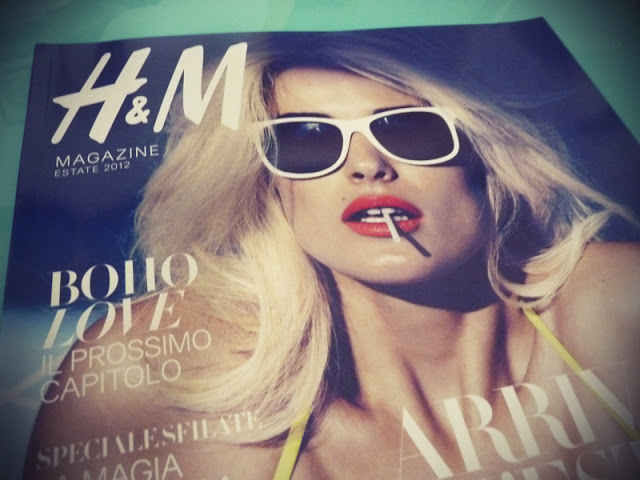 H&M, Magazine