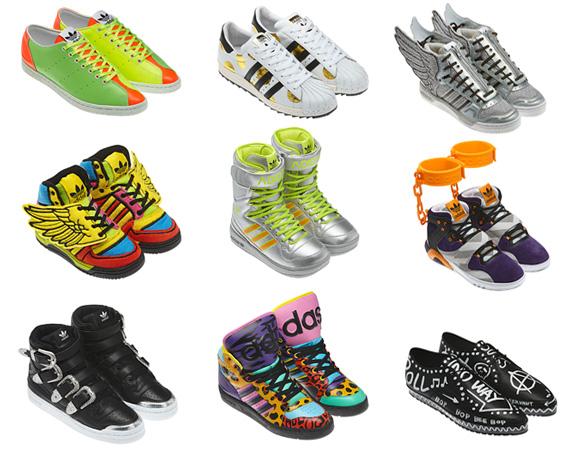 Adidas, Jeremy Scott,
