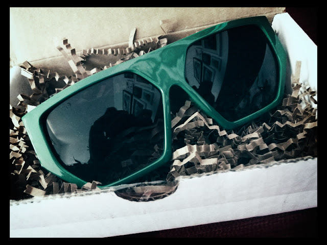 Giant Vintage Sunglasses