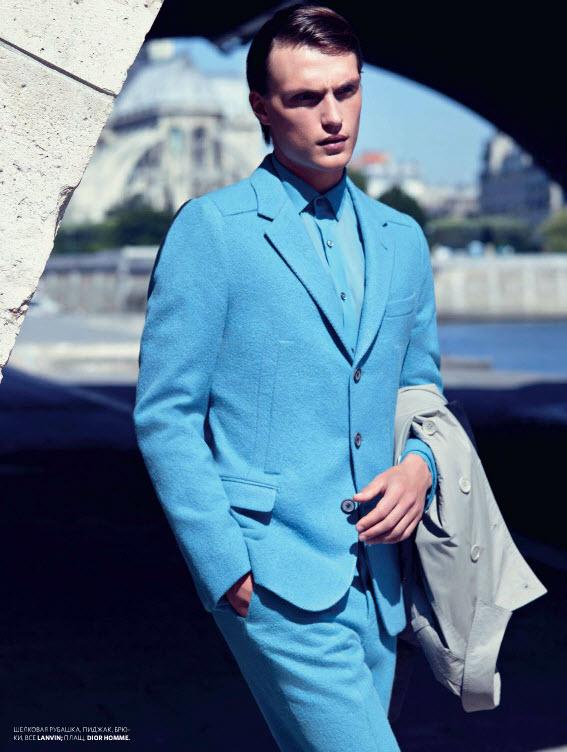 editorial, inspiration, Adrien Brunier, GQ Style
