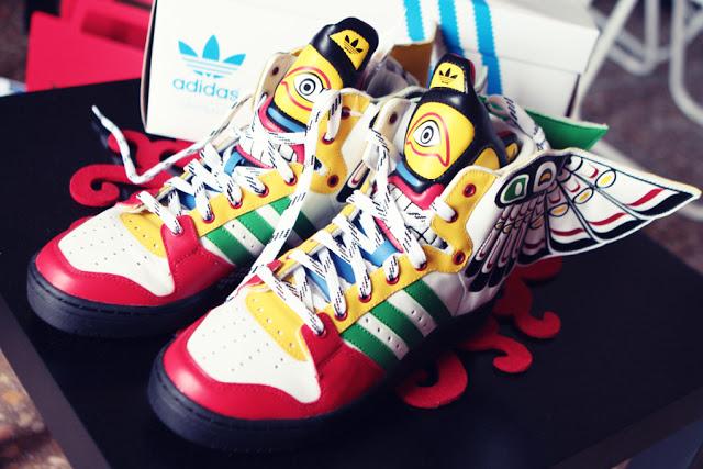 Adidas, Jeremy Scott