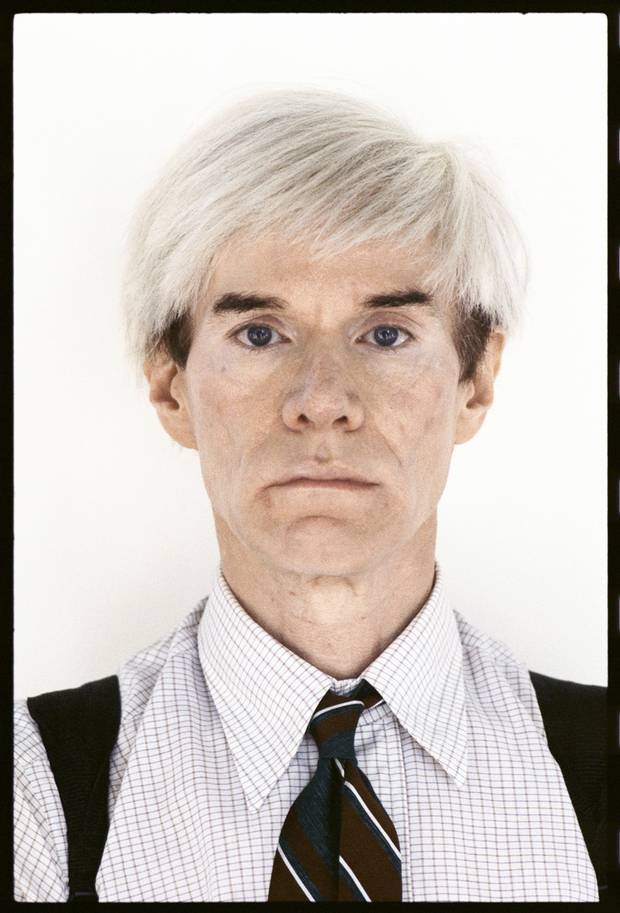 In 1976 the photographer Stevie Wood spent an afternoon photographing Andy Warhol, capturing an openness and vulnerability that the artist rarely showed