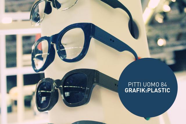Pitti, Pitti Immagine, Pitti Uomo, Grafik:Plastic