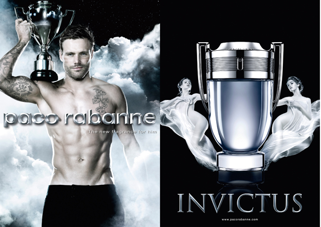 Paco Rabanne, Invictus