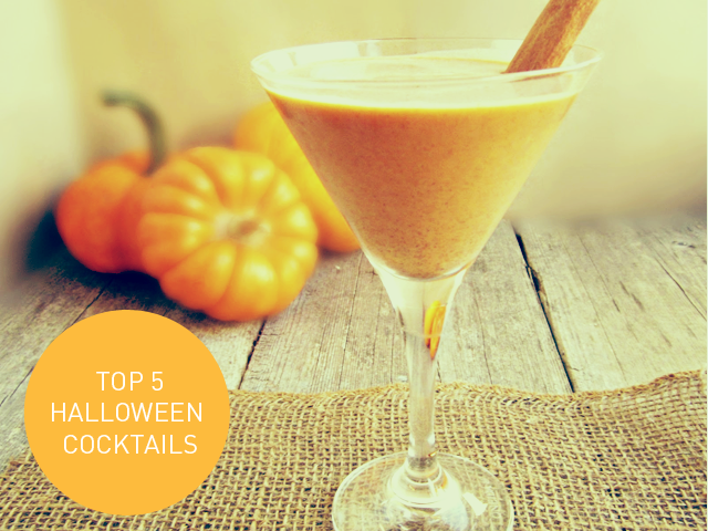 5 Halloween cocktails that you can propose to your friends if you are an expert or simply if you want to have fun