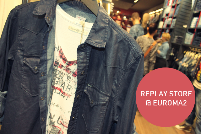 replay, store, opening, euroma2