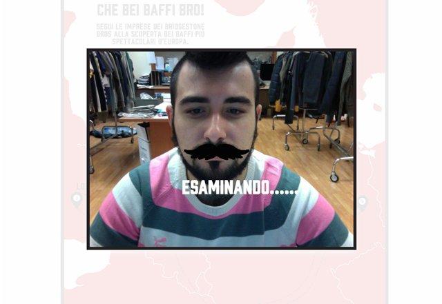 Movember, Bridgestone Bros, #BSBRO