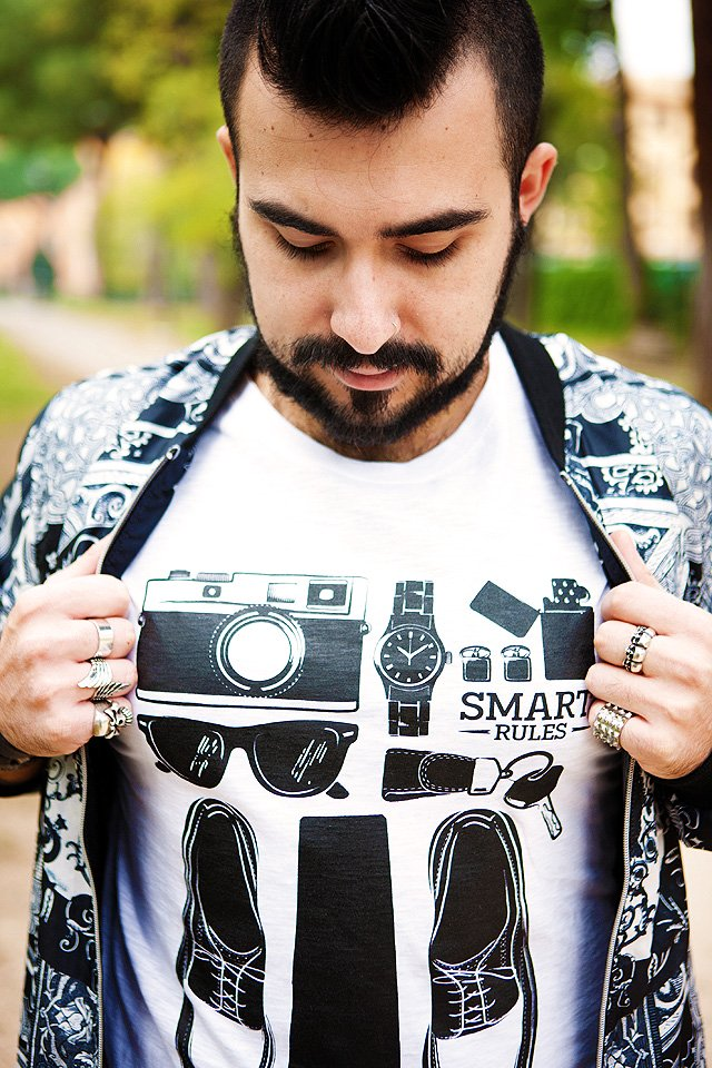 Outfit, fashion blogger, Guy Overboard, My Boo, Smart rules