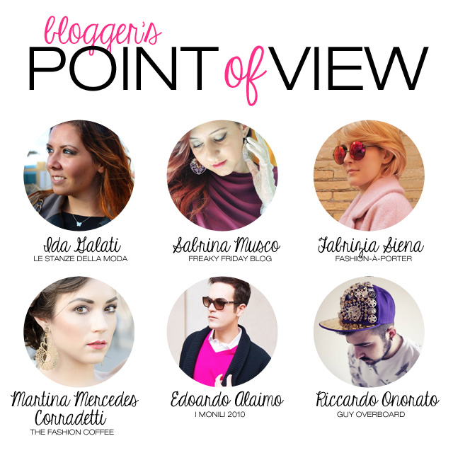 Guy Overboard, Alta Roma, Alta Moda, Fashion blogger, Blogger's Point Of View, Sabrina Musco, Ida Galati, Edoardo Alaimo, Fabrizia Siena