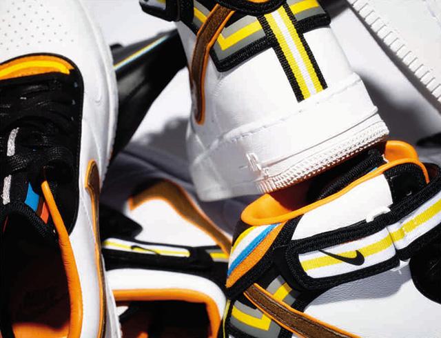 fashion news, scarpe, shoes, riccardo tisci, nike, air force 1