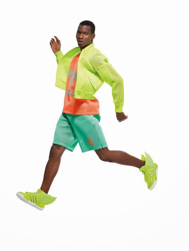 Guy Overboard, Fashion Blogger, Adidas Originals, Jeremy Scott, SS14