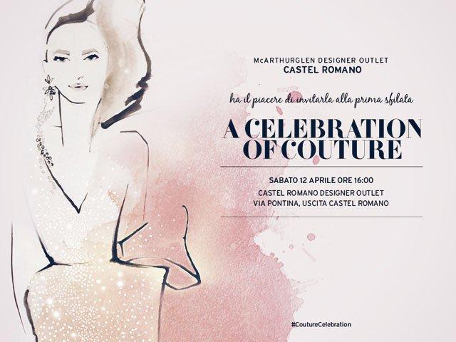 castel romano, designer outlet, couture, alta moda, natalia rinaldi, camillo bona