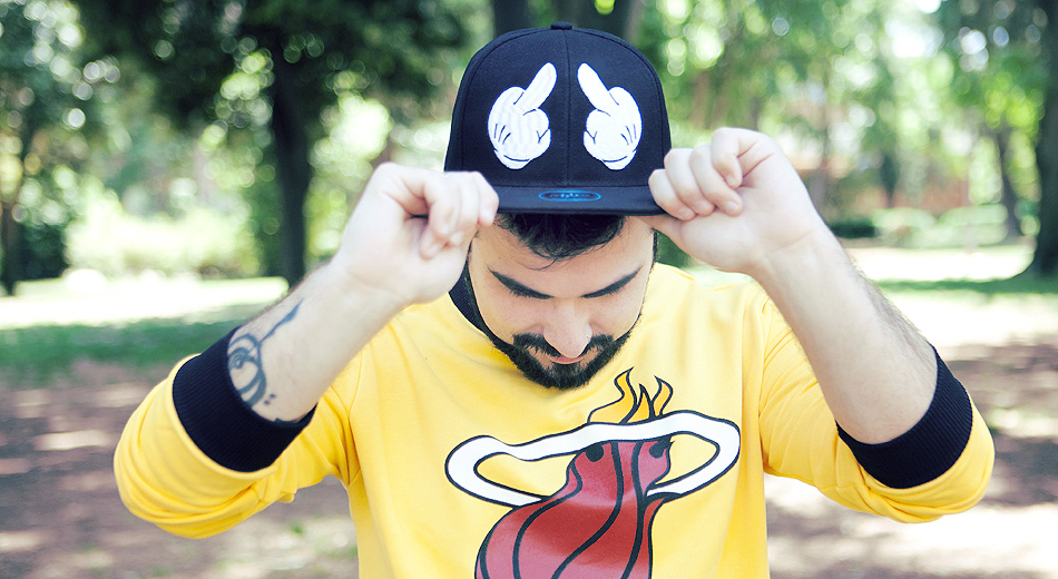 fashion blogger, outfit, guy overboard, fashion blog, mens fashion, style men, look of the day, hoodboyz, adidas, climalite, why not, miami heat, nike vandal high