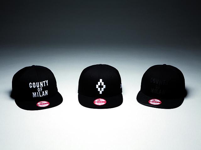 new era,marcelo burlon,county of milan,berretti,cappelli,cappellini,snapback,cap,hat