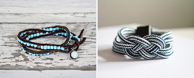 fashion blogger uomo, fashion blogger uomo roma, hobby, bracciali uomo, handmade, tutorial, fai da te, beaded leather bracelet, nautical rope bracelet, heart friendship bracelet