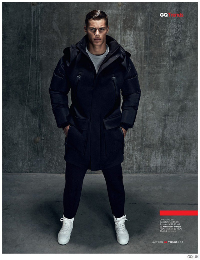 fashion blogger uomo, fashion blogger roma, Alexander Wang, HM, Tyler Maher, GQ UK, collection, preview, guy overboard