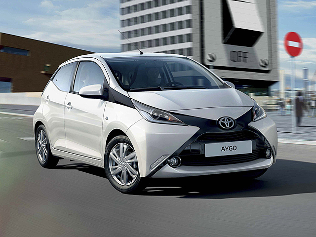 toyota, aygo, x-cool, x-play, x-cite, x-clusiv, automobile, auto, car, offerta