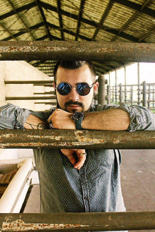 fashion blogger uomo,fashion blogger roma,guy overboard,outfit,vintage,retro,hippie,round sunglasses