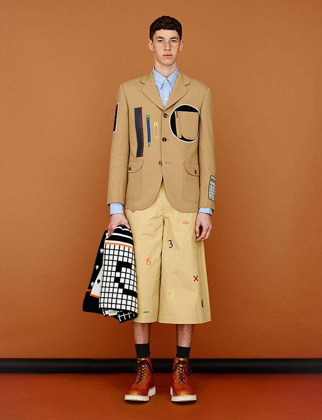 na di studio, london, menswear, fall winter, collection, moda, uomo