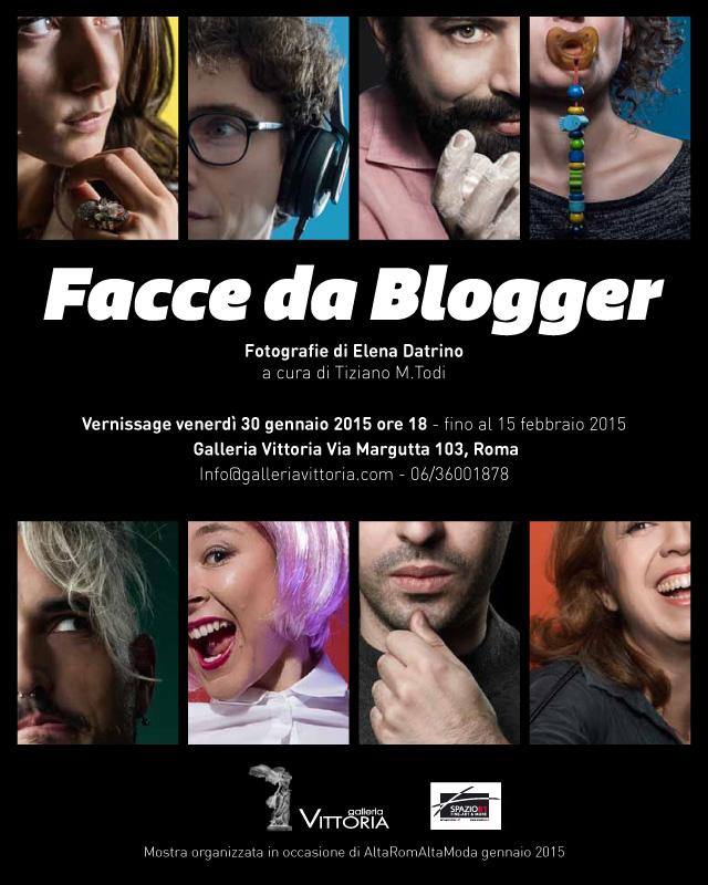 alta roma, facce da blogger, elena datrino, galleria vittoria, riccardo onorato, guy overboard, tiziano todi