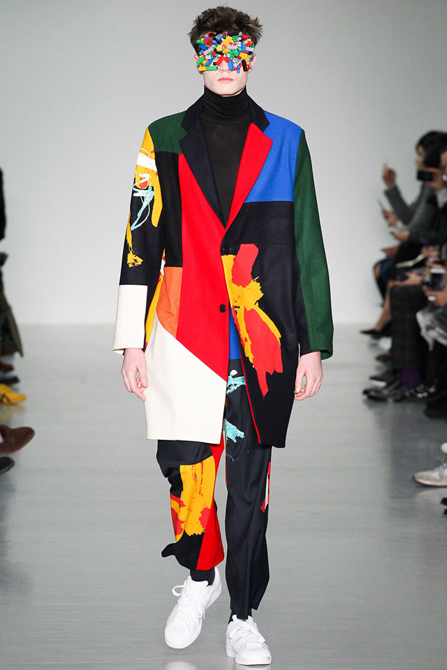 london fashion week, fall winter 2015, collection, agi sam