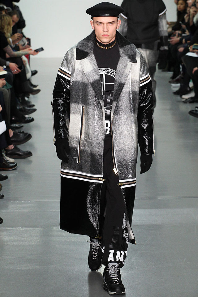 london fashion week, fall winter 2015, collection, astrid andersen