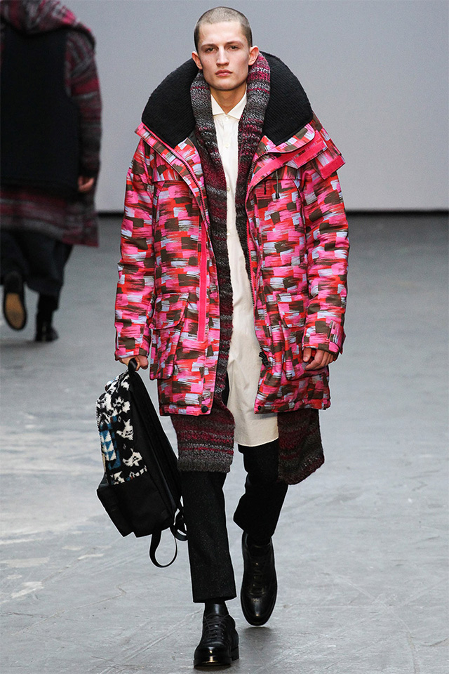london fashion week, fall winter 2015, collection, casely hayford