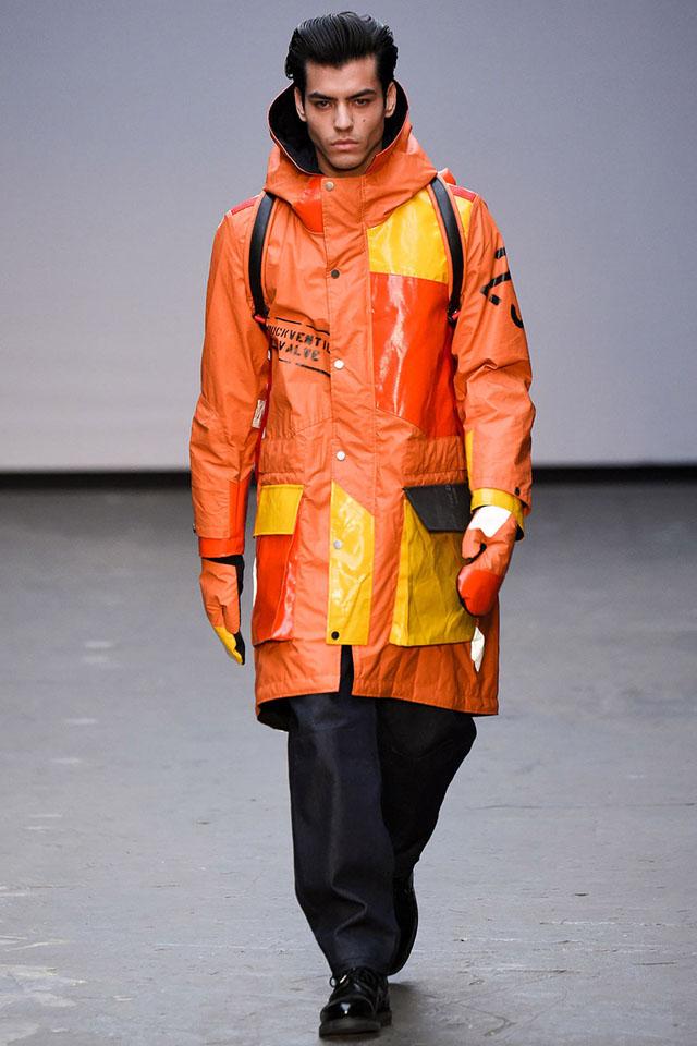 london fashion week, fall winter 2015, collection, christopher raeburn