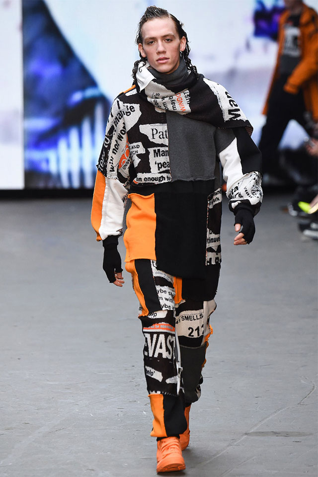 london fashion week, fall winter 2015, collection, liam hodges