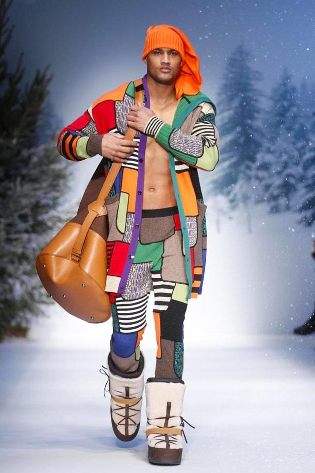 london fashion week, fall winter 2015, collection, moschino