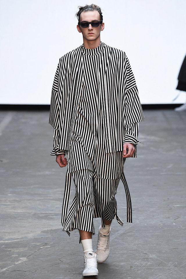 london fashion week, fall winter 2015, collection, nicomede talavera