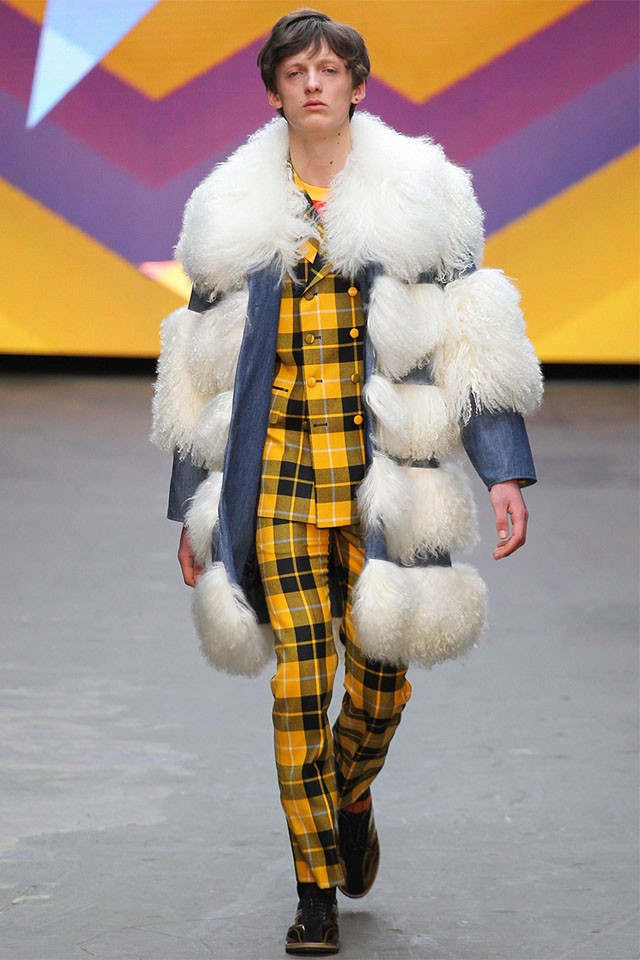 london fashion week, fall winter 2015, collection, topman design