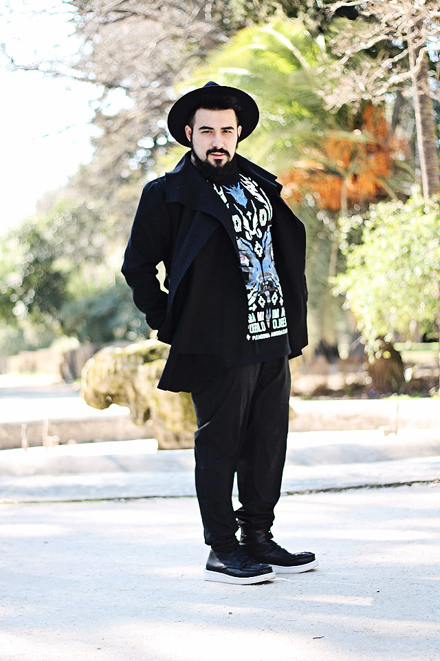 outfit, fashion blogger uomo, marcelo burlon, county of milan, zara, jessica buurman, butterflysoulfire, amish hat, ilariusss