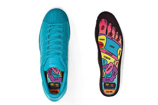 Pharrell Williams, adidas Originals, Superstar Supercolor