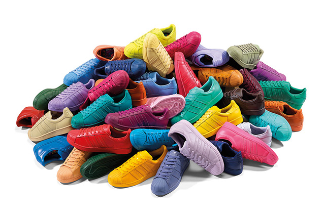 adidas nere supercolor