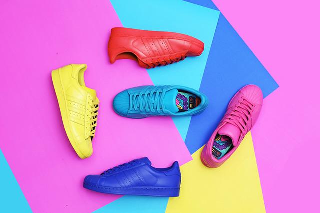 9ce2a7a3d62 3 reasons to love Pharrell Williams x adidas Originals Superstar ...