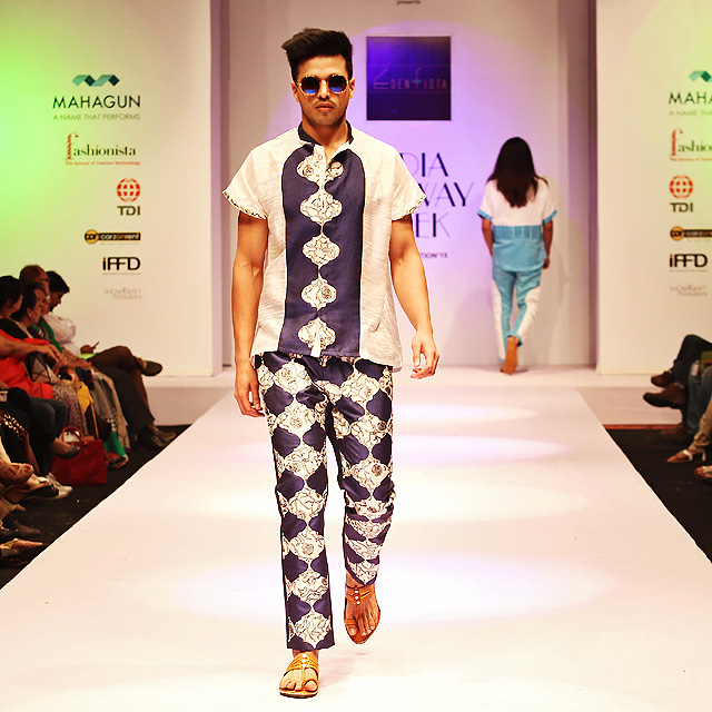 edenfista, rifali chandra, india runway week, menswear, akash chandravansi