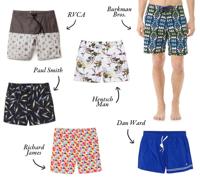 shopbop, east dane, sale, swim shorts, wishlist
