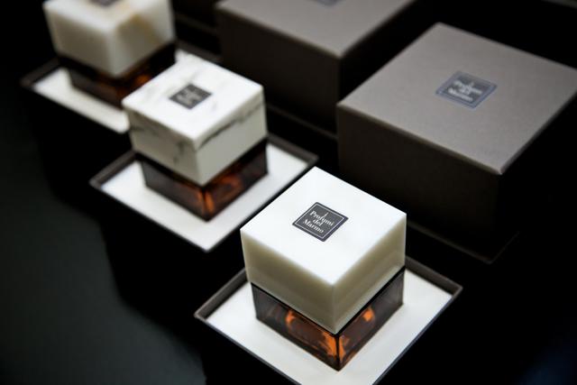 profumi del marmo, silvera profumi d'autore, roma, olivier roller