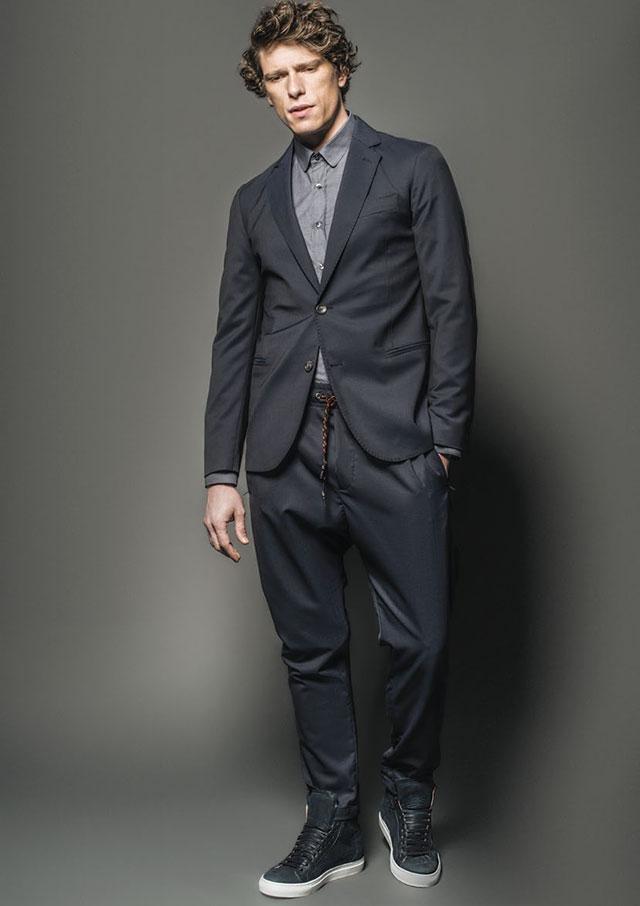 Low Brand, abbigliamento uomo, collezione 2015, autunno inverno 2016, El Lissitzky, Thermore