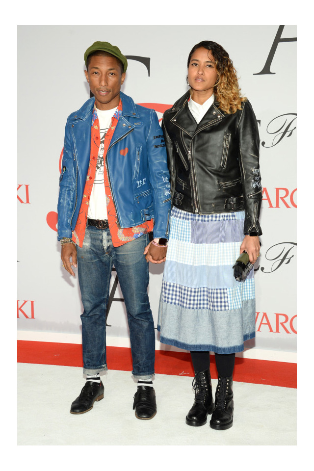 Pharrell Williams, CFDA Awards 2015