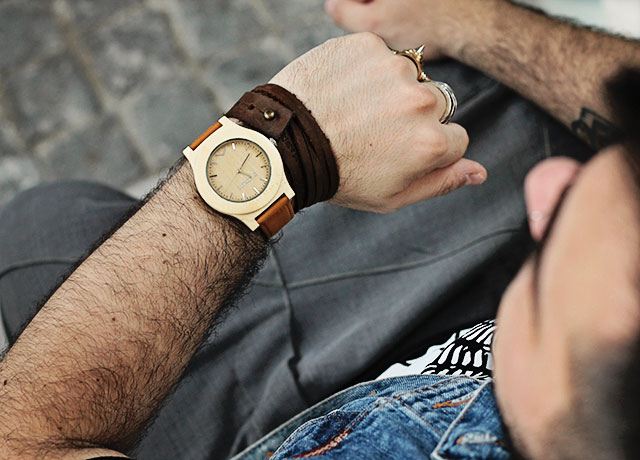 guy overboard, fashion blogger uomo, elemento watches, orologio legno, wooden watch, moda sostenibile, treedom, fashion blogger roma