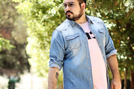 outfit, fashion blogger uomo, guy overboard, victor cool, camicia jeans, denim shirt, men fashion
