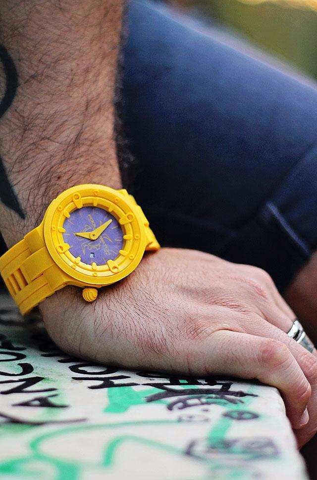 foolishub, foolishwatch, orologio gomma alimentare, orologio plastica, orologio total anti-shock
