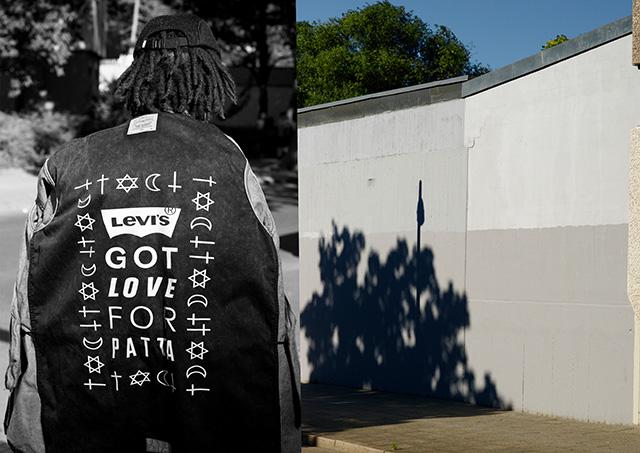 Levis, Patta, Collezione Fall 2015, Slamjam, Levis X Patta
