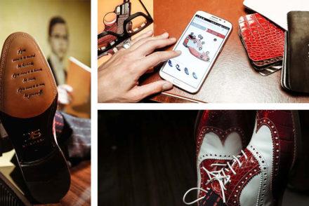 dis, design italian shoes, scarpe di lusso personalizzate