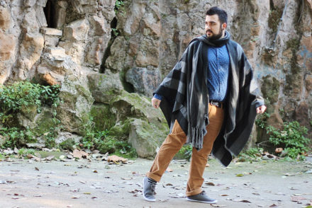 kiabi, guy overboard, fashion blogger uomo, fashion blogger roma, outfit, look plus-size, abbigliamento plus-size, natale 2015