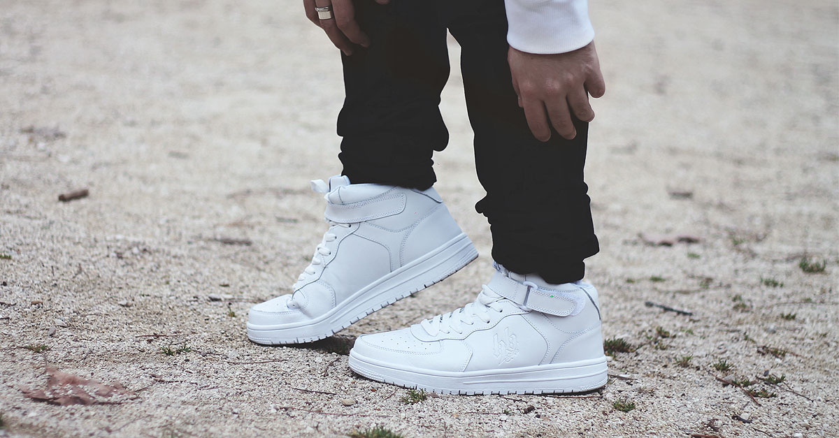 air force 1 alte uomo