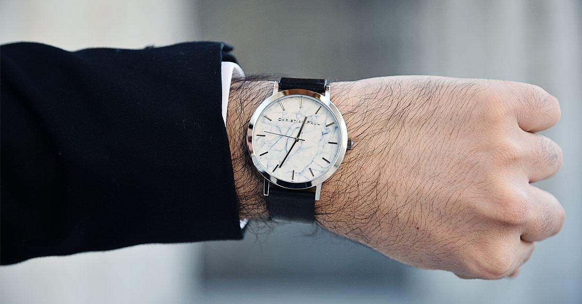 guy overboard, christian paul watches, orologi christian paul, orologi marmo, elwood marble watches, fashion blogger roma